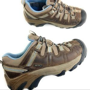 Keen Hiking Sneaker Boot Dry Targhee II